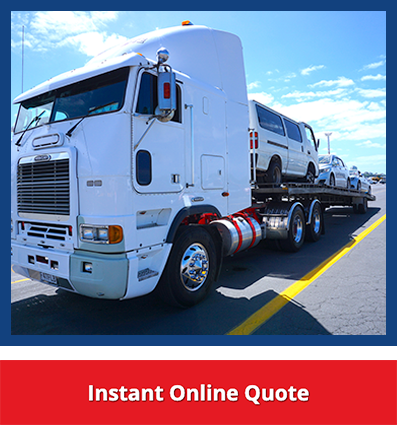NZ Van & Commercial Vehicle Transporter